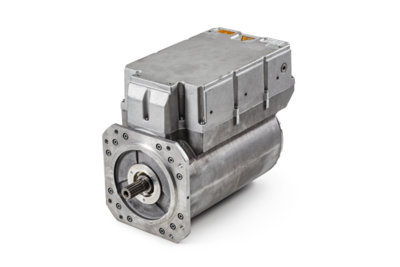 Intelligent drive package for e-trucks from Saxony | STW